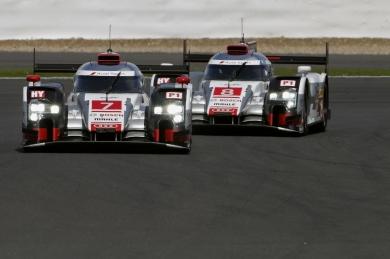 WEC Silverstone Geweldige autosport!