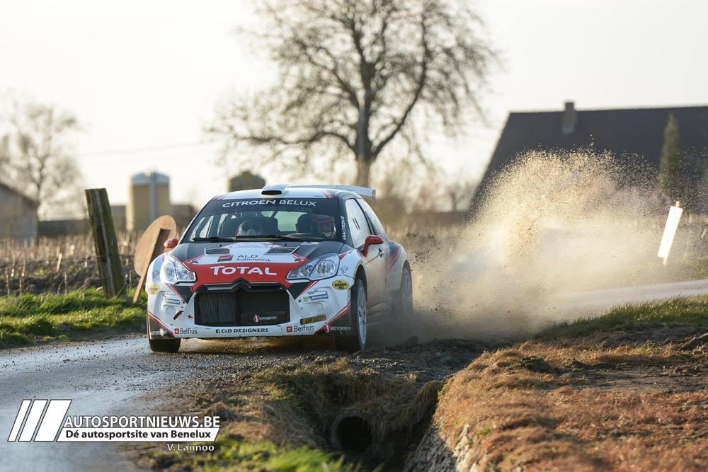 Kevin Demaerschalk gaat voor top-5 in Tielt