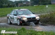 Expo in Boezinge en parcours wijzigingen - 25 jaar Ypres Historic Rally
