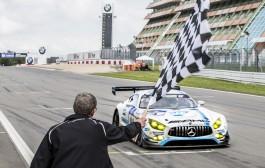 Mercedes-AMG domineert ADAC Zurich 24h- Rennen Nürburgring