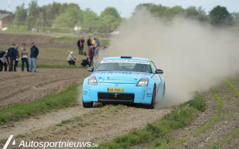 VDZ Racing start met hoge ambities in ELE Rally