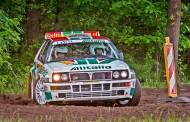 Lancia van Deltona Rallysport klaar voor de ELE Rally