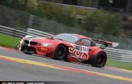 Niels Bouwhuis rijdt tijdens het 24h Le Mans weekend