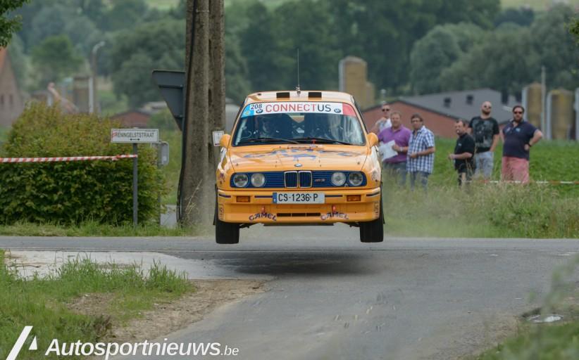 Ypres Historic Rally: veel enthousiasme voor het zilveren jubileum