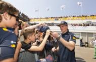 Ruim 100.000 fans genieten van Familie Racedagen, driven by Max Verstappen