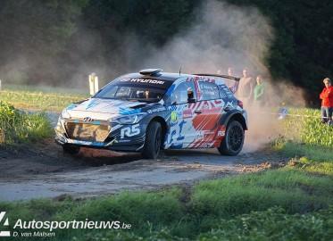 Kenotek Ypres Rally 2016: Dik van Malsen