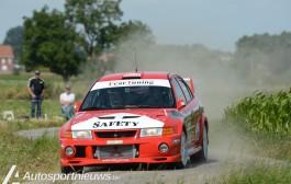 Een bewogen TBR Rallysprint voor ED Rallyteam