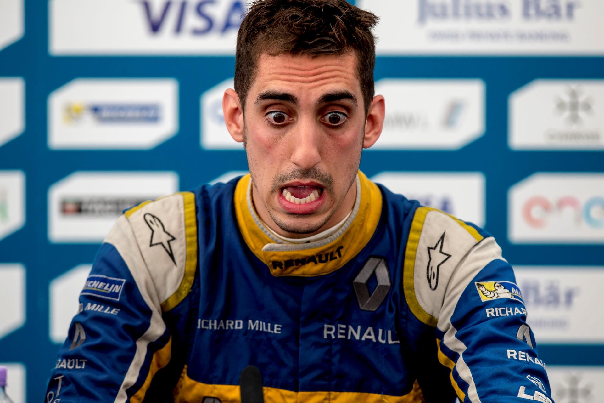 Formula E Londen: Buemi kampioen na Schumacher actie Di Grassi.