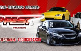 Zondag 4 september - JapFest, powered by AKR op TT Circuit Assen