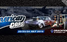 22/24 juli: Quartermile Dragraces The Main Event en All American Cars op Airfield Drachten