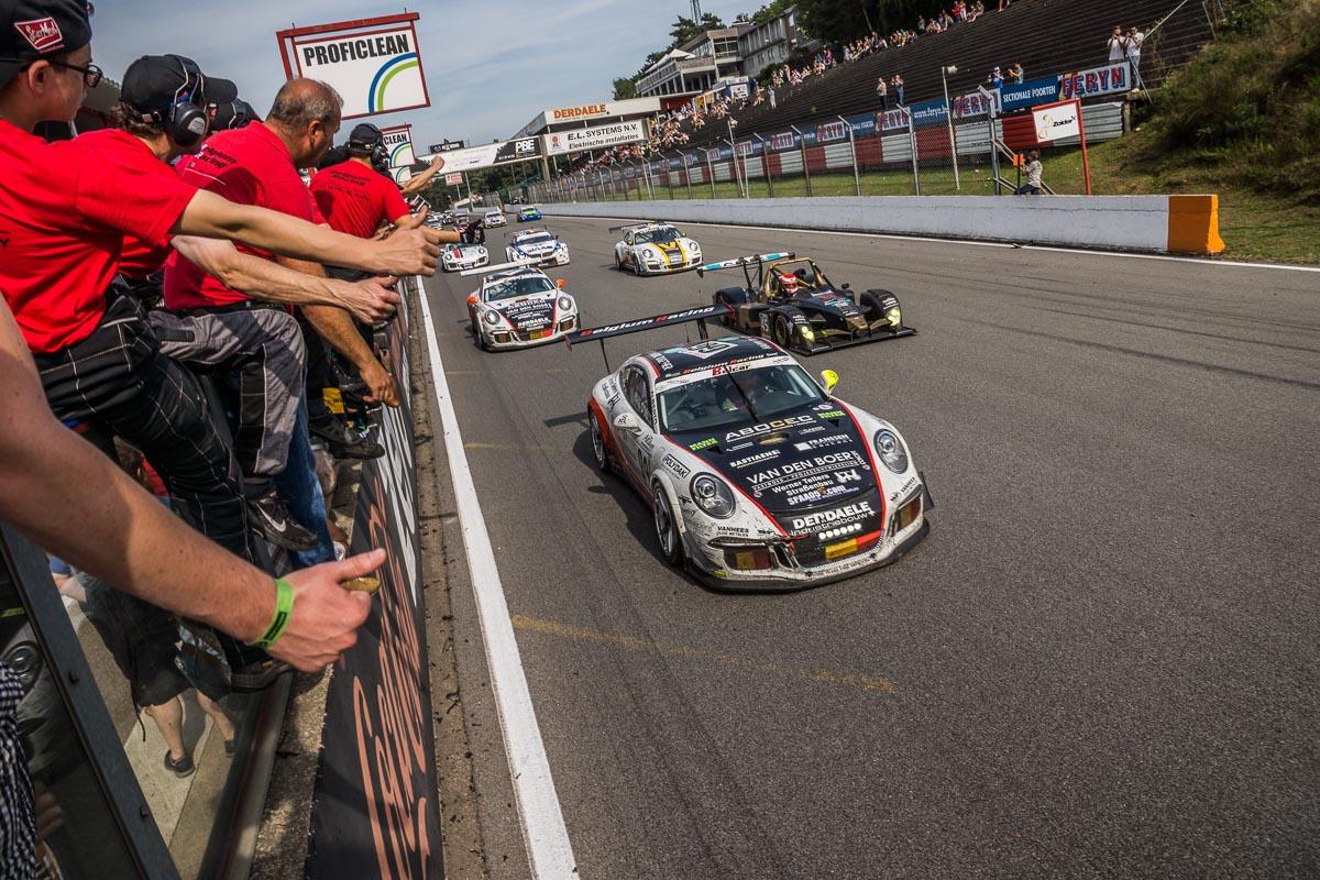 24 Hours of Zolder: Belgium Racing opnieuw goed bewapend aan de start