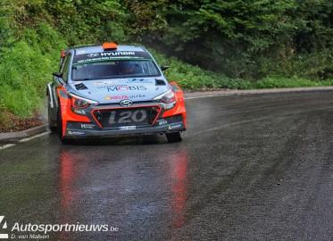 WRC Duitsland 2016 Dik van Malsen