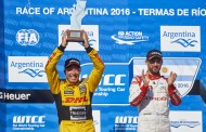 Tom Coronel maakt indruk (P2) tijdens Argentijnse race FIA WTCC 2016!