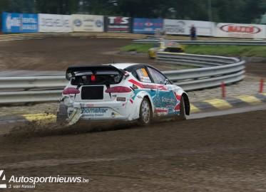 Rallycross Challenge Europe – Valkenswaard – J. van Kessel