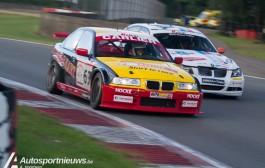 Carlier Racing BMW nummer 65 Belcar