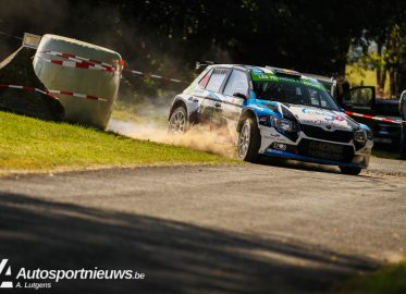 East Belgian Rally 2016 – A. Lutgens
