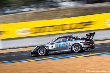 Team RaceArt en Roger Grouwels winnen in Le Mans