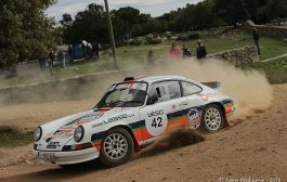 Vijf BMA Porsches 911 in top 10 - Historic Sardinië Rally 2016