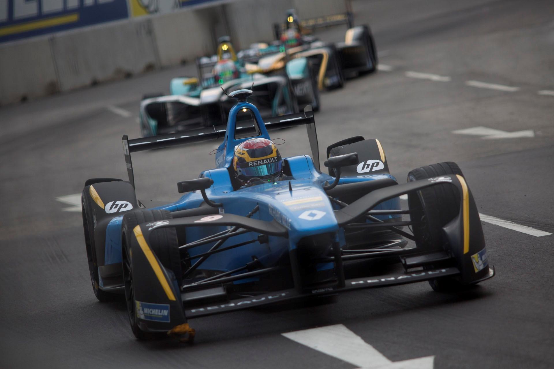 Formula E: Buemi op ervaring naar de winst in Hong Kong