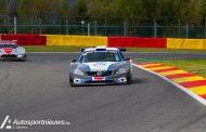 Wisselvallig weekend voor Zumbrink op Spa Francorchamps