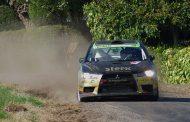 Antoine van Ballegooijen tevreden met resultaat in Hemicuda Rally