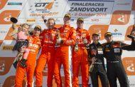Racing Team Holland by EKRIS Motorsport schittert tijdens thuisraces op Zandvoort met overwinning en vice-kampioenschap
