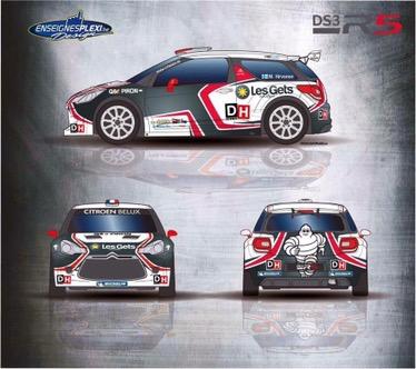Citroën Belux sterk aanwezig tijdens de Condrozrally!