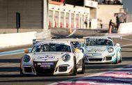 DVB RACING sluit seizoen in Porsche GT3 Cup Challenge Benelux sterk af