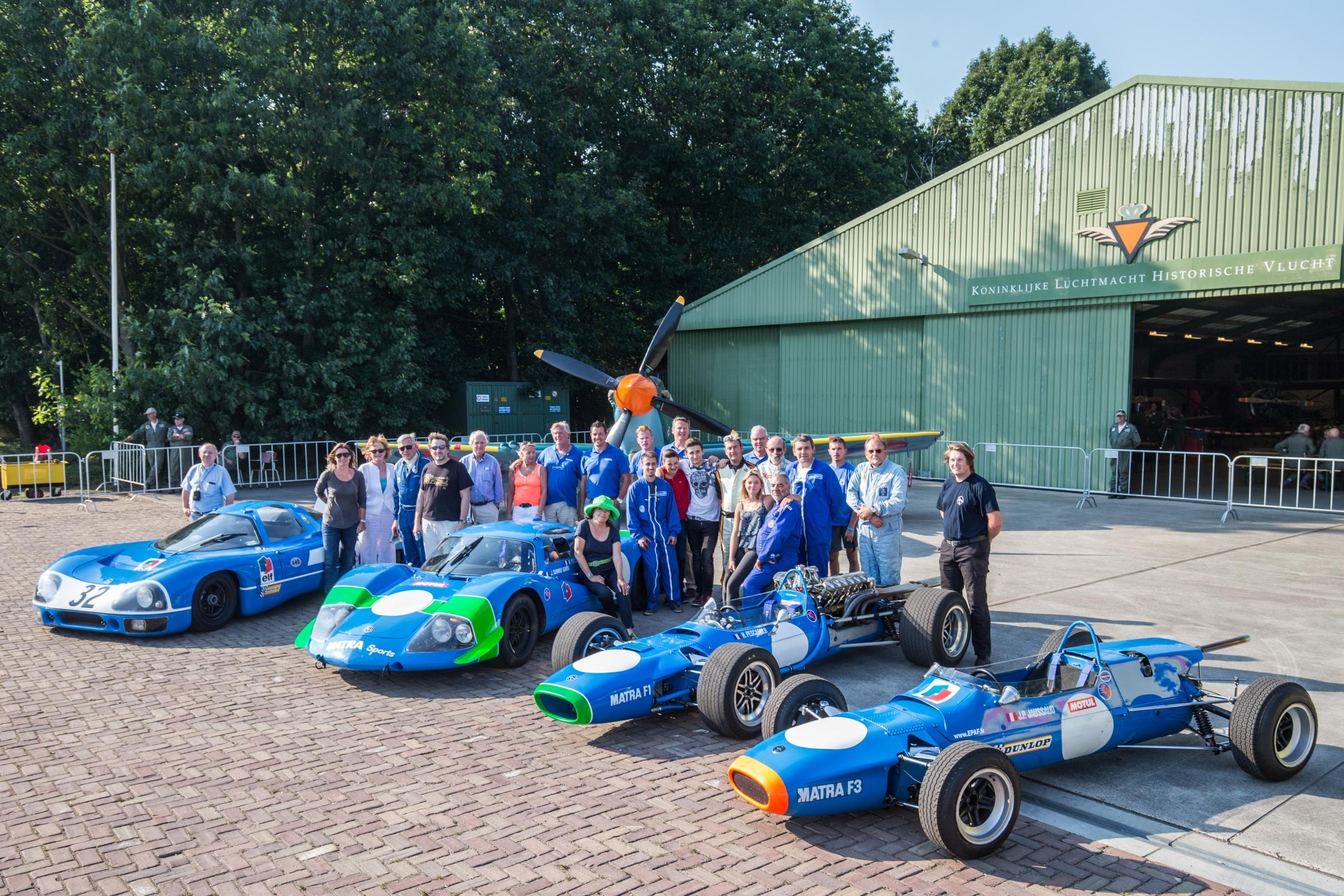 Circuit Park Zandvoort ondersteunt Classic Wings & Wheels op 26 augustus 2017