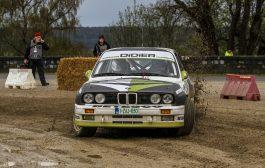 Opgave voor Didier Vanwijnsberghe in rallye du Var