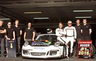 Team RaceArt in Supercar Challenge 2017 met Porsche!