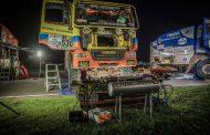 Rainbow Truck Team: Van Werven op cruise control door etappe