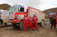 Smink Rally sport: De plak is binnen