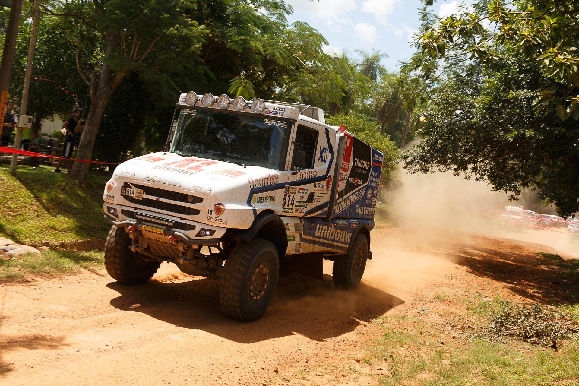 Dakarspeed: Etappe 2: Resistencia – San Miguel de Tucuman - Autosportnieuws.be