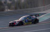Bleekemolen zet Black Falcon-Mercedes-AMG GT3 op pole voor Hankook 24H DUBAI