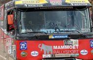De Baar houdt Mammoet Rallysport in top tien