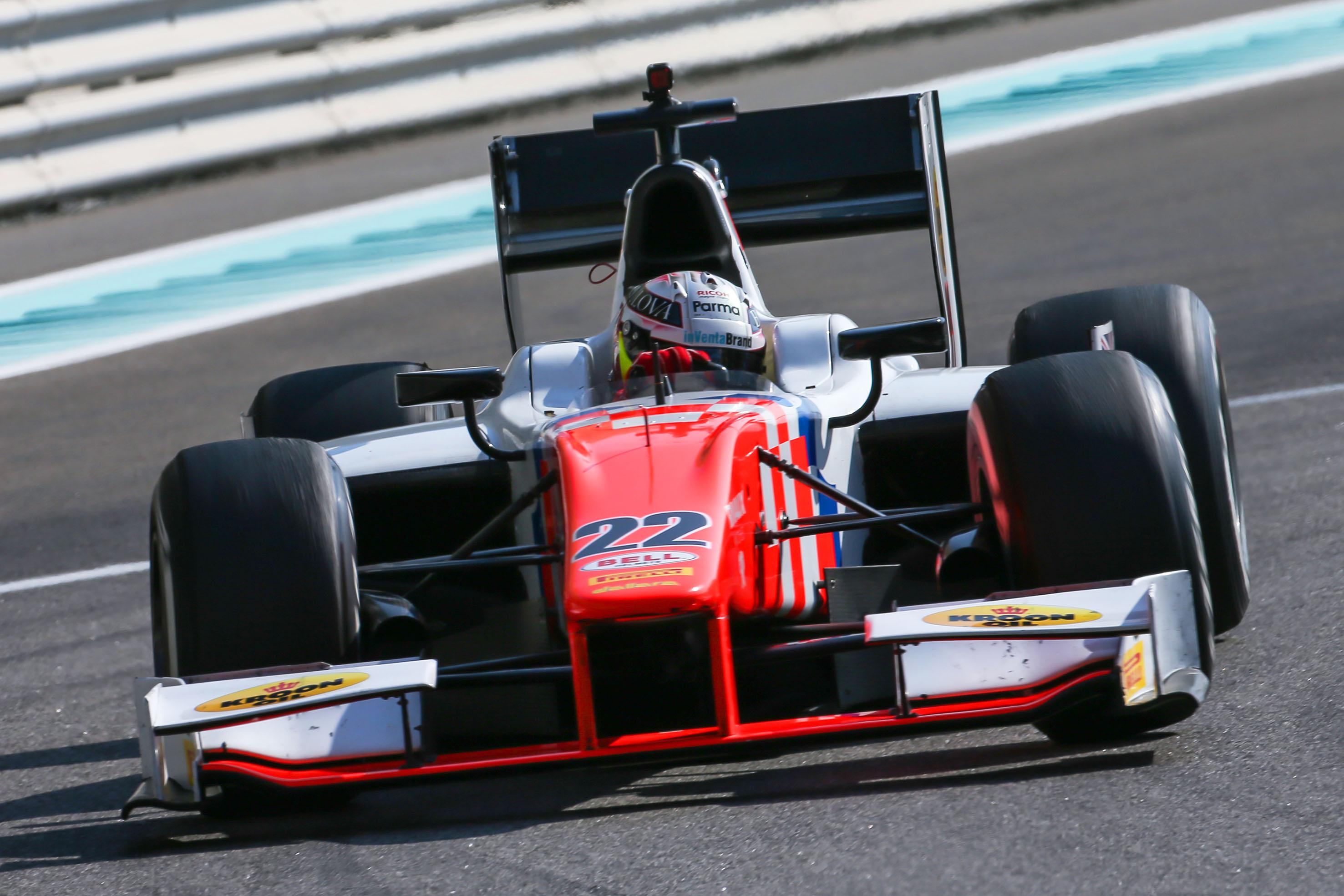 Jordan King met MP Motorsport in zee voor derde jaar in GP2
