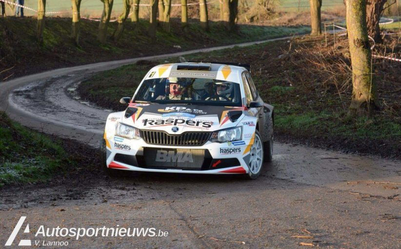 Kris Princen domineert de Rally van Haspengouw