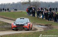 14x R5 - 5x Porsche 997 GT3 - 2 WRC - Subliem deelnemersveld East Belgian Rally 2017