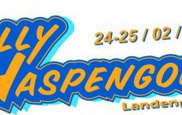 Het Belgisch Rally Kampioenschap gaat van start bij de Rally van Haspengouw 2017.