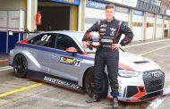 Stan van Oord gaat voor podium met Audi RS3 LMS in TCR Benelux