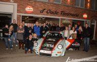 Nieuwe Porsche 911 voor Patrick Mylleville + foto reportage