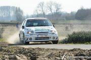 Strijd om Clio 2 Rally Challenge start in Rallye des Ardennes