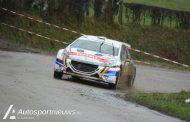 Abbring-Tsjoen (Peugeot) ruim leider na eerste etappe