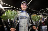 TCR Benelux: Potty en Detry op de VW Golf GTI TCR van Team WRT