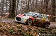 Kevin Demaerschalk grijpt naast verdiend podium door late opgave - Spa Rally