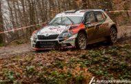 Benoit Allart winnaar Spa Rally na diskwalificatie van Cherain en Fumal