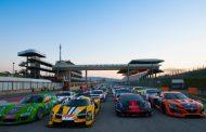 54 auto's voor Hankook 12H MUGELLO (17-18 maart 2017)