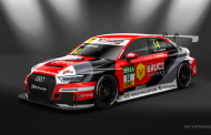 Niels Langeveld met Audi RS3 LMS aan de start in competitief TCR Germany