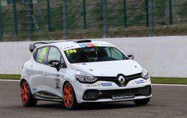Droomdebuut voor Eyckmans in Clio Cup Benelux